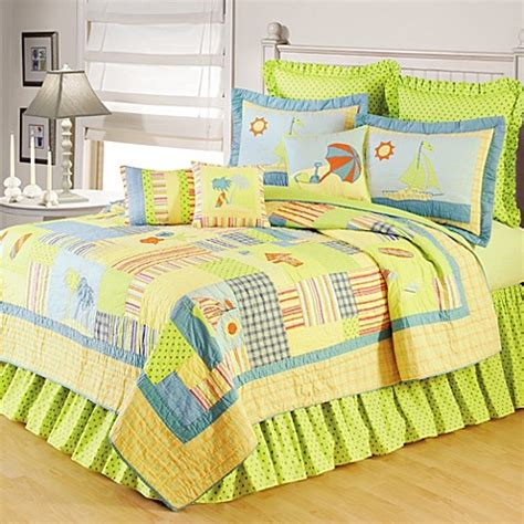 bed bath beyond quilts beach life quilt bed bath beyond
