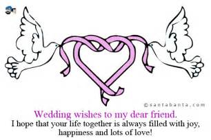 wedding wishes letter for best friend 24 delightful wedding wishes to friend