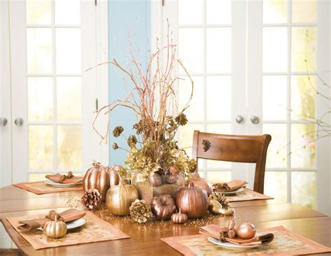 Homemade Thanksgiving Decorations For The Home 60 stylish table settings for thanksgiving tablescape