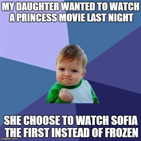 What Was The First Meme - sofia the first frozen memes