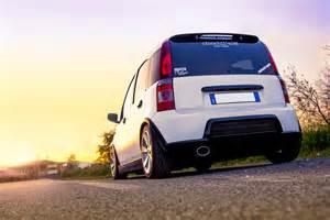 Fiat Panda 100hp Tuning Fiat Panda 100 Hp Interior Tuning 2 Car Tuning 2007 Fiat