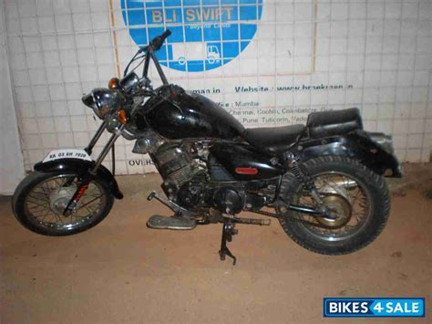 Modified Enticer Bike In India by Second Yamaha Enticer In Bangalore Fully Modified