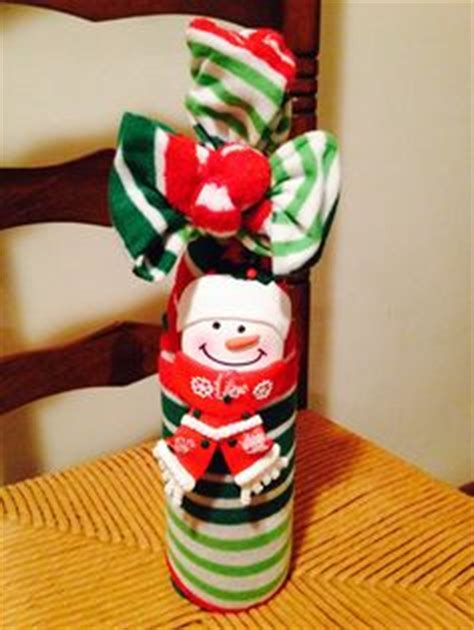 what is a sock exchange wine socks and a bottle neck decoration make a