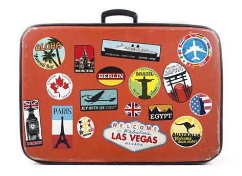 Koffer Met Sticker by Ohne Hektik Stress Und 220 Bergep 228 Ck 16 Tipps F 252 Rs Richtige