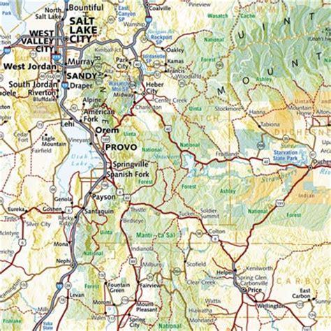 map of utah detailed road map of the state of utah best photos of utah road atlas utah road map utah road