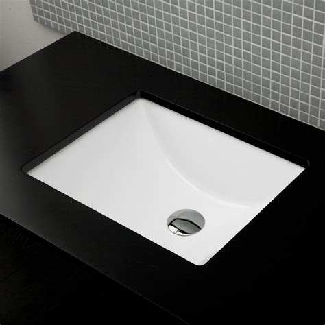 under counter bathroom sinks lacava 5485 spring under counter porcelain sink with
