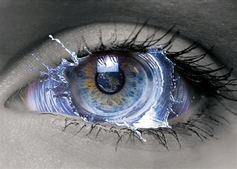 2 C C T The Eye Of The yeux terre and fantastique on