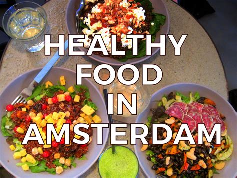 Dine On Food by Best Healthy Restaurants In Amsterdam Eat Well