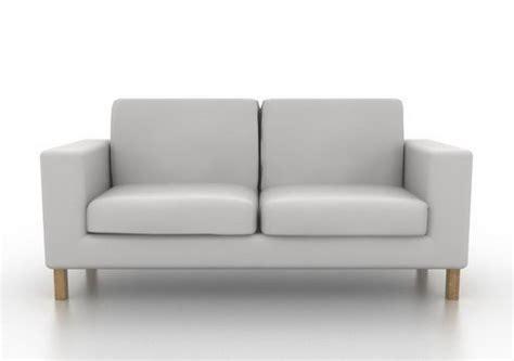 karlanda slipcover ikea karlanda 2 seater custom slipcover in modena white