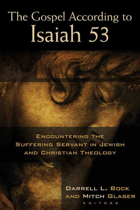 the gospel according to the gospel according to isaiah 53 kregel