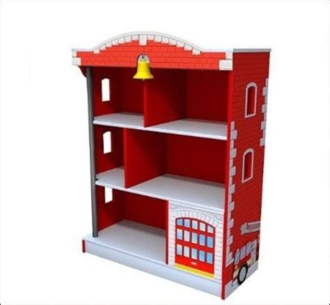 repurpose bookcase to a dollhouse re purpose