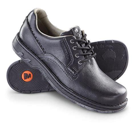 s merrell 174 world rambler casual shoes black 220272