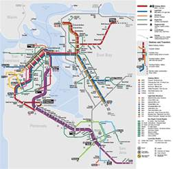 Bart Map San Francisco by Subway Map San Francisco Spaceoperacomic