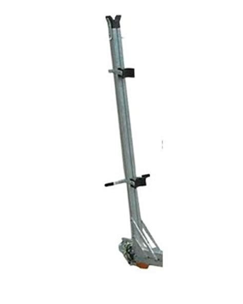 boat trailer without winch trailex 60 inch front mast stand without winch wp60sbmopt w