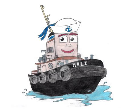 tugboat nickname theodore tugboat hali by krofftfan96 on deviantart