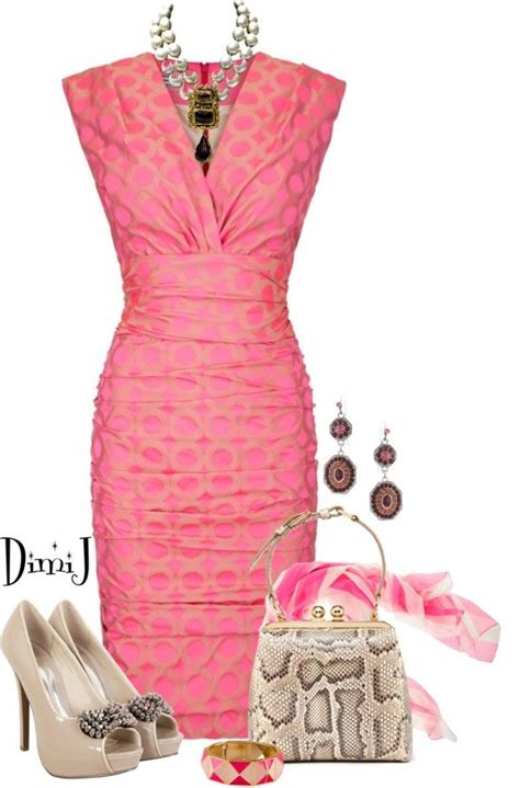 pink dress for valentines day 24 ways to look lovely amazing for s day