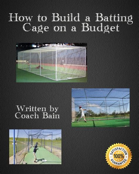 how to build a batting cage in your backyard 1000 images about softball and baseball on pinterest baseball photo ideas baseball