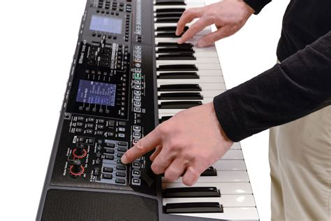 Keyboard Roland A7 Roland E A7 Expandable Arranger Keymusic
