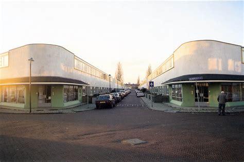 House Designing kiefhoek j j p oud rotterdam netherlands mimoa