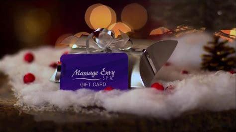 Envy Massage Gift Card - massage envy spa gift cards tv commercial holidays ispot tv