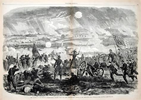 the war of the civil war art gettysburg