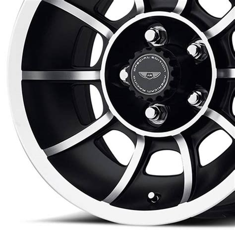 american racing vector satin black machined wheelonlinecom