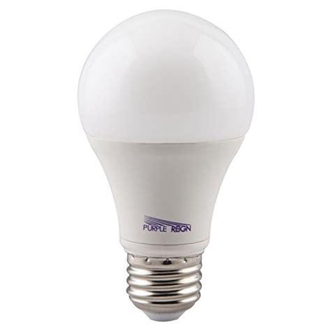 led grow light bulb apollo horticulture purple 10w a19 led grow light