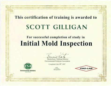 accuracy assured home inspections llc s certifications