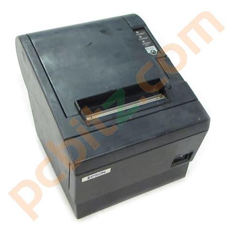Thermal Tmt88iv 1 epson m129c tm t88iv thermal receipt printer black ebay