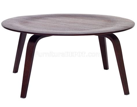 Plywood Coffee Table Plywood Coffee Table Choice Of Color By Modway