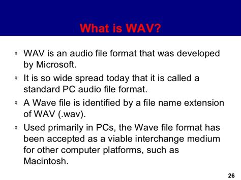format audio lecture cd lecture6 audio