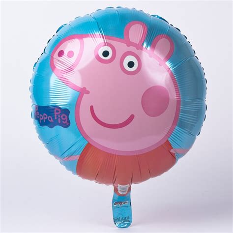 Peppa pig foil helium balloon only 163 2 49