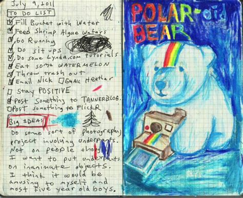 daily doodle gadget almon s mydailyjournalthing artist s daily doodles