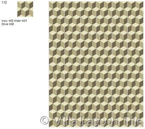 Cement European Classics cement tile desiger s corner villa lagoon tile