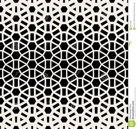 vector seamless black amp white geometric grid halftone