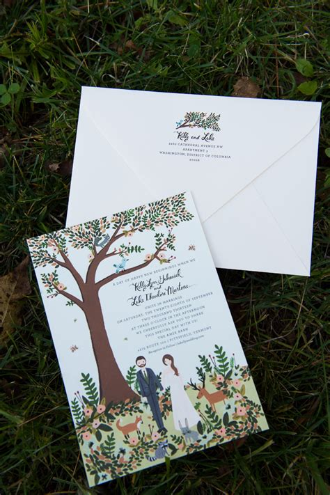 custom wedding invitations riverside ca some of our favorite riverside farm wedding invitations