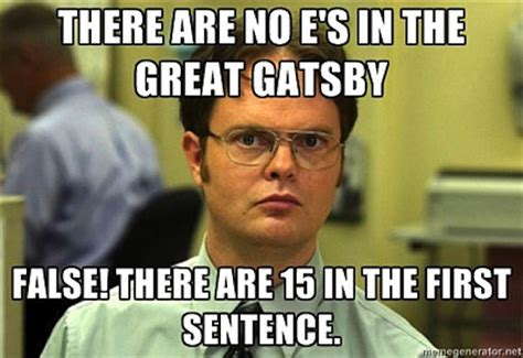 Great Memes - great gatsby memes popsugar tech