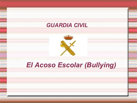 Acoso Escolar Bullying Slideshare | acoso escolar bullying