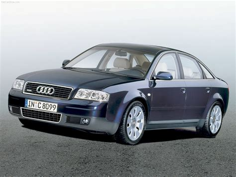 Audi A6 1999 by Audi A6 4 2 Quattro Picture 07 Of 17 Front Angle My