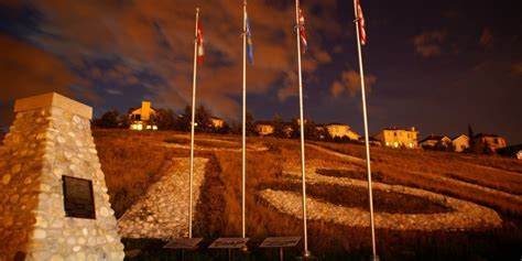 haircuts signal hill calgary calgary applies for battalion park to be designated as a