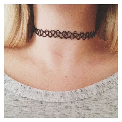 tattoo choker top 25 best choker ideas on 1990s