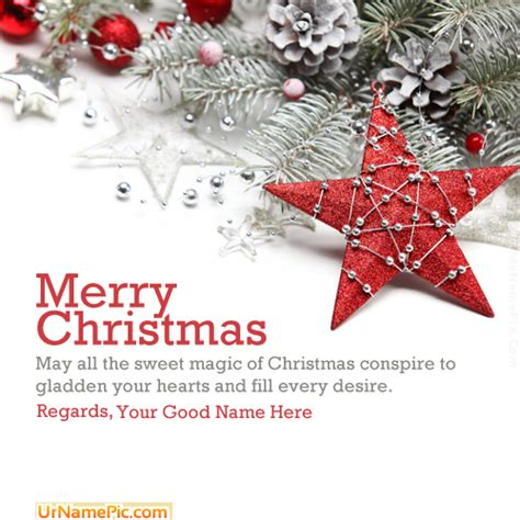 merry christmas  picture christmas cards  generator