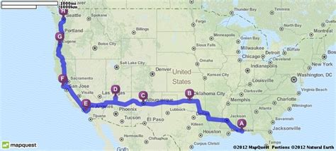 seattle mapquest driving directions from pensacola florida to seattle