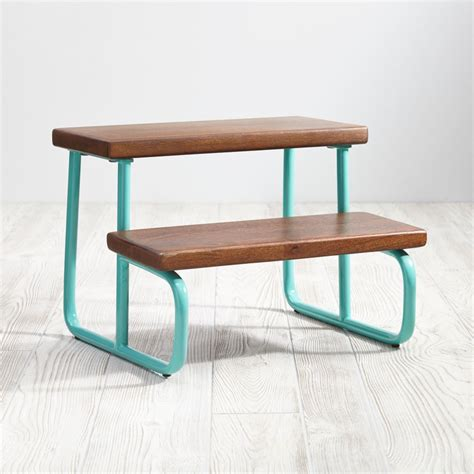 Metal Step Stool by Useful Ideas Metal Step Stool Home Ideas Collection
