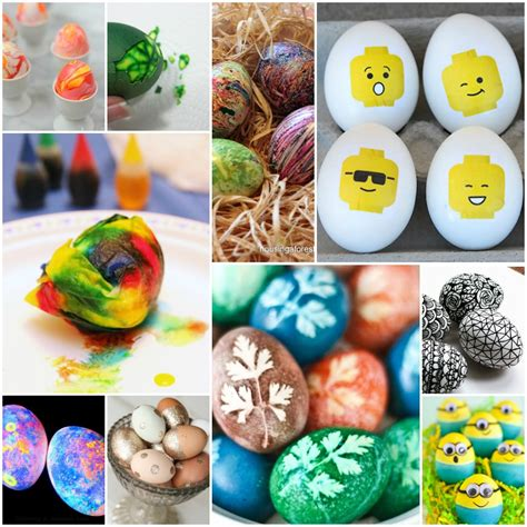 decorate easter eggs 30 ways to decorate easter eggs