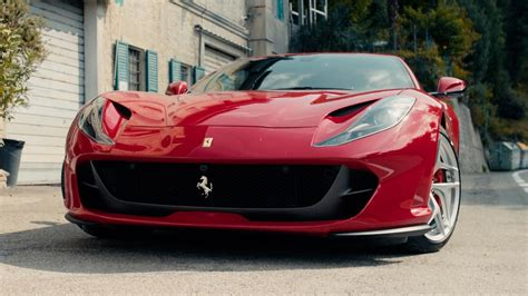 ferrari  superfast review letting   sing roadshow