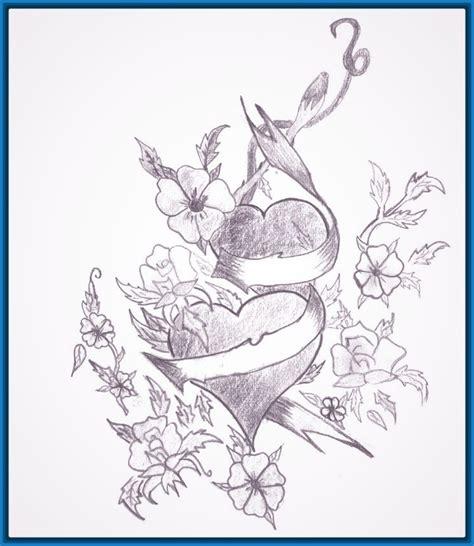 fotos de amor para dibujar a lapiz ღ geniales dibujos faciles de amor para dibujar ღ