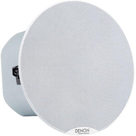 denon dn 106s single 6 quot ceiling speaker dn 106s b h photo