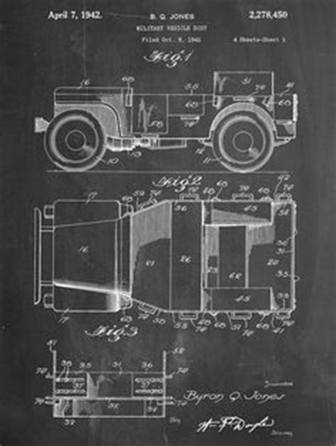 Willys Jeep Plans The Blueprints Blueprints Gt Cars Gt Willys Gt Willys