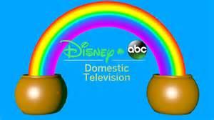 spoof disney abc domestic television st patrick logo